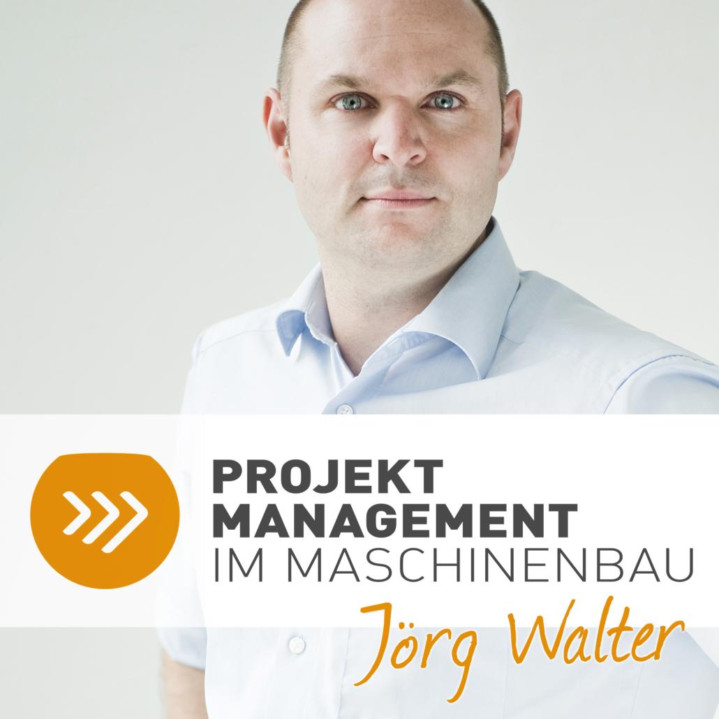 Projektmanagement im Maschinenbau - Der Podcast für erfolgreiche technische Projekte