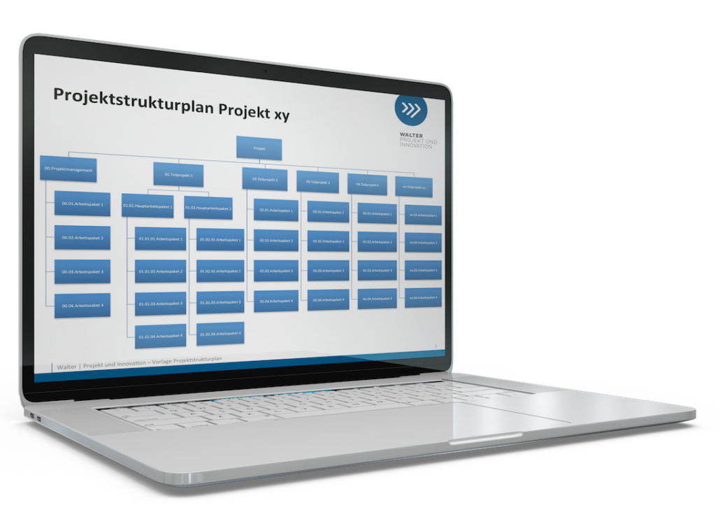Vorlage Projektstrukturplan